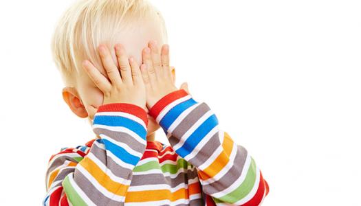 Angsten bij jonge kinderen
