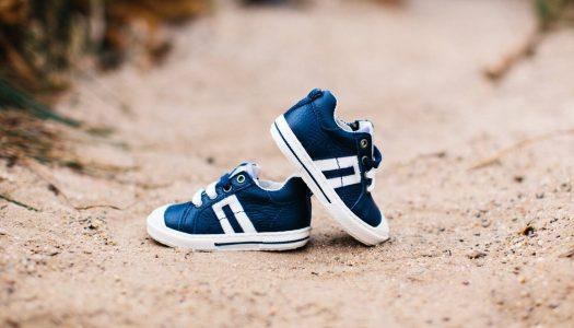 Leren lopen met Develab shoes