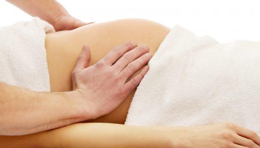 Zwangerschapsmassage van Romano Sandee