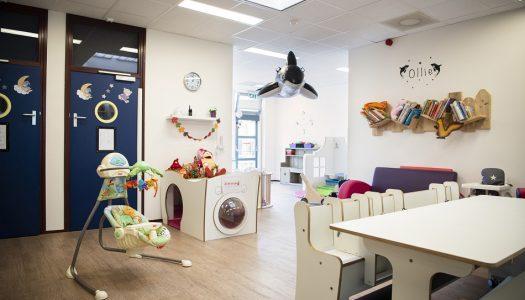 Bij kinderopvang 'Smile' zijn uw kinderen thuis