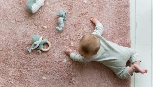Kleurrijke vloerkleden voor iedere kinderkamer