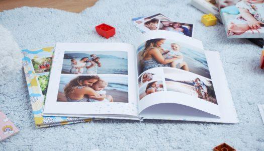 Korting op fotoboeken en canvaspanelen van Colorland