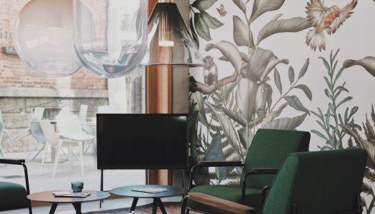 Druk behang? Met deze tips straalt je interieur evengoed rust uit.